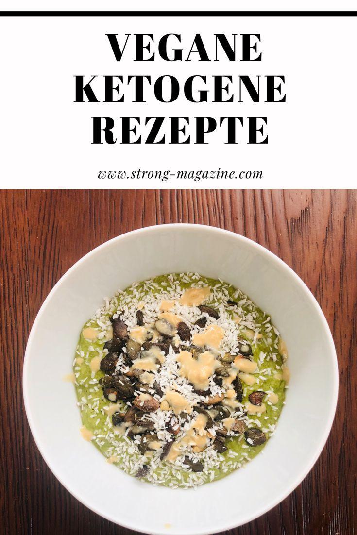 Vegetarische ketogene Ernährung