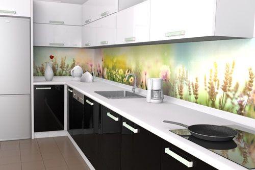 Mutfak 3D Cam Mozaik MTF  9820- 2