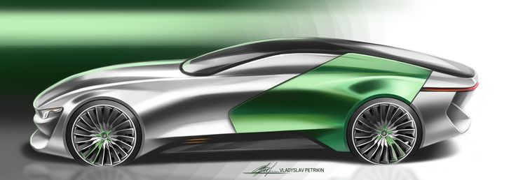 SD#8_coupe:) #cardesign, #design, #automotivedesign, #transportdesign, #vehicledesign, #cardrawing, #sketch, #carsketch, #art, #wheels, #photoshop, #coupe, #green