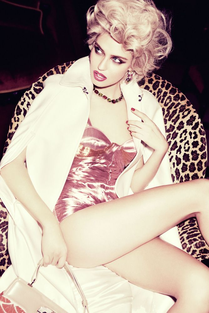 Bianca Balti by Ellen von Unwerth for Vogue Italia