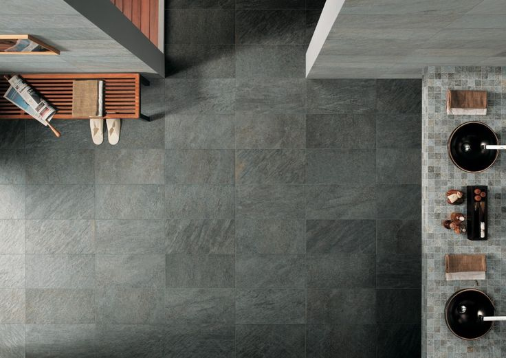 Quarziti 2.0   Floors And Walls Tiles With Stone Effect | Mirage. Grey  Floor TilesModern ...