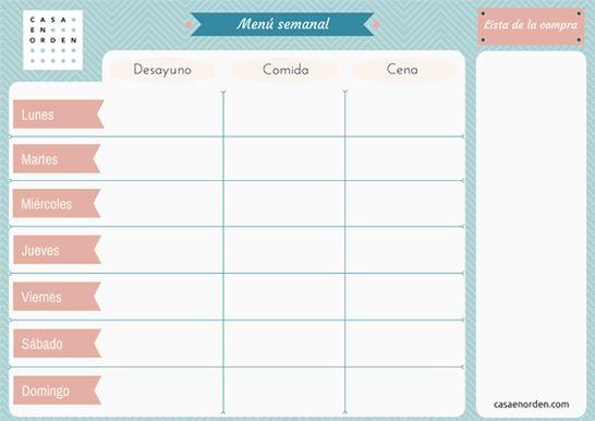 planificador-menu-semanal