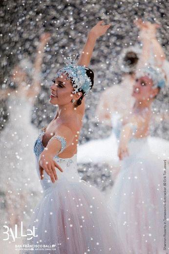 San Francisco Christmas Ballet...