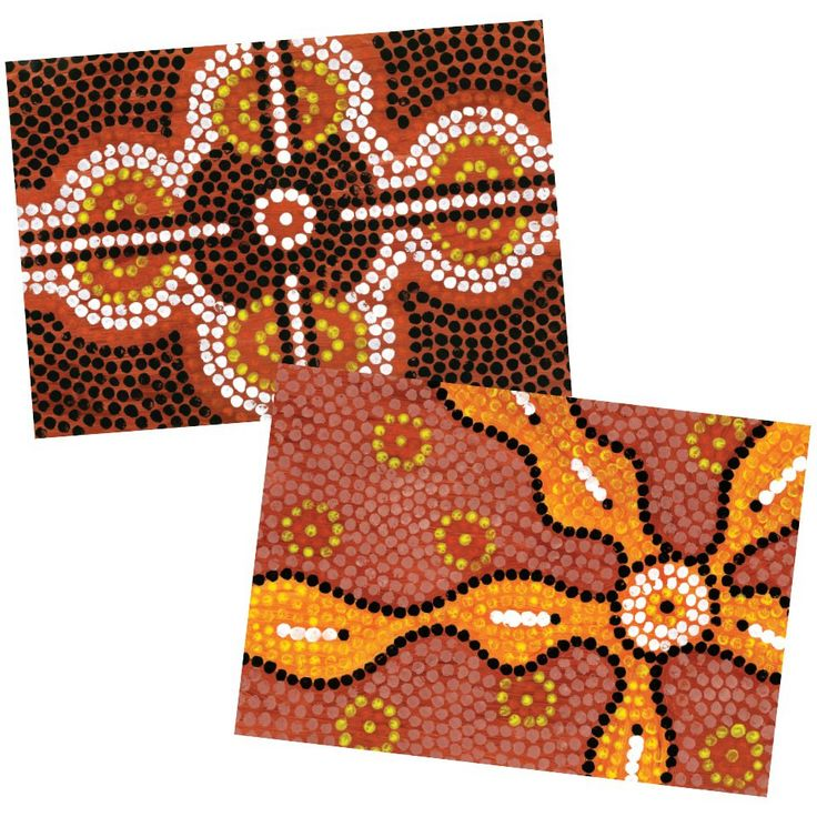 Indigenous Dot Paintings - CleverPatch