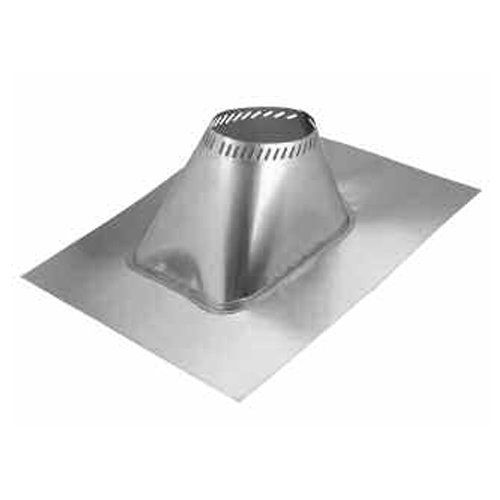 Metalbest 14SAF-6 Sure-Temp 14' Class A Chimney Pipe Adjustable Roof Flashing fo, Galvanized >>> Learn more by visiting the image link.