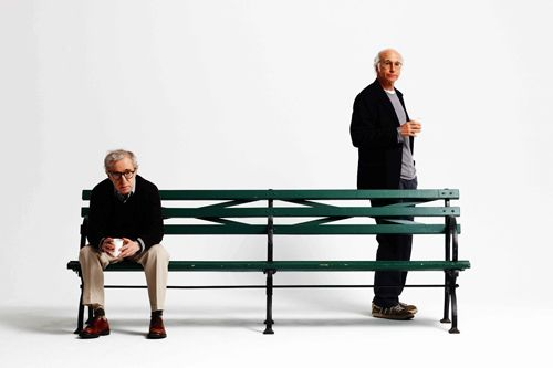 New Pix (CELEB -   woody allen and larry david photographed by nigel (1)) has been published on Tremendous Pix