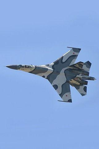 Sukhoi Su-35 jet fighter russia russian military su35