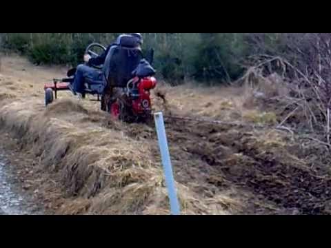 (6) Gutbrod MF 70 - YouTube