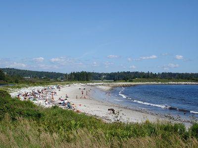 Cleveland Beach Provincial Park | Tourism Nova Scotia
