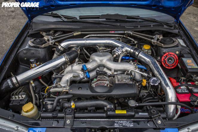 Subaru Impreza STI by Fuji Heavy Industries