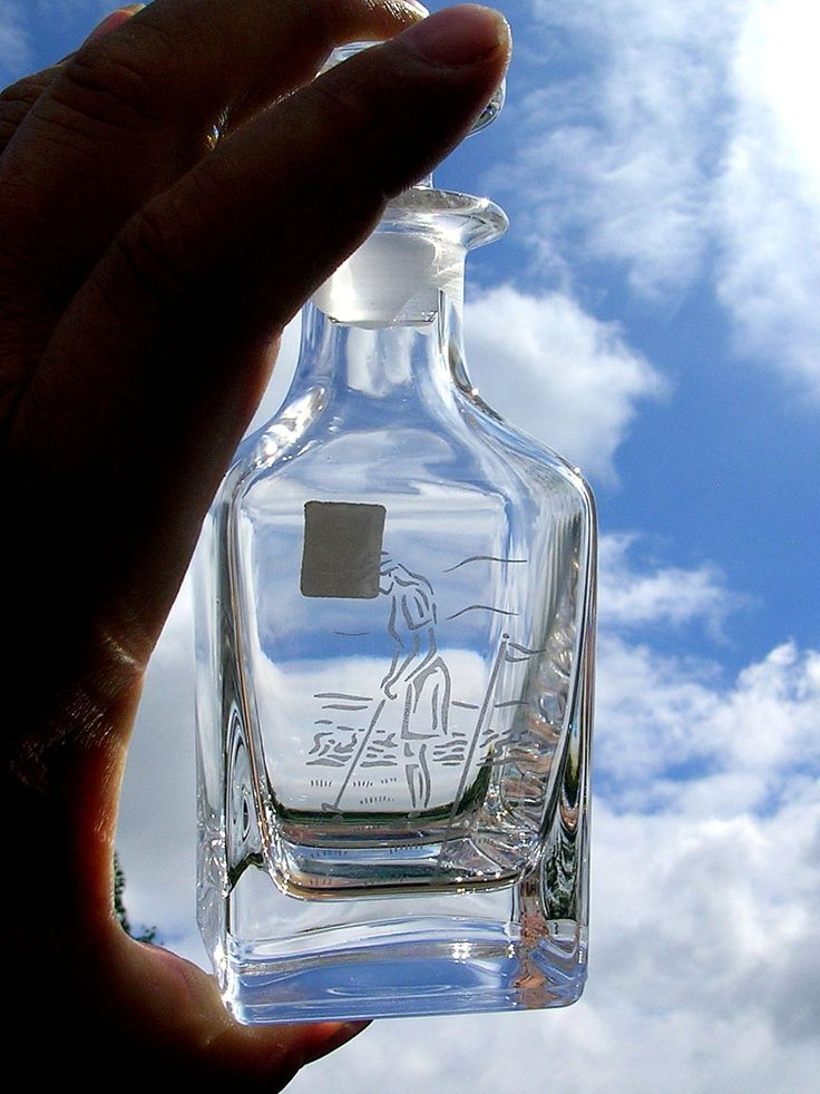 Details About Sale Gleneagles Crystal Small Whisky