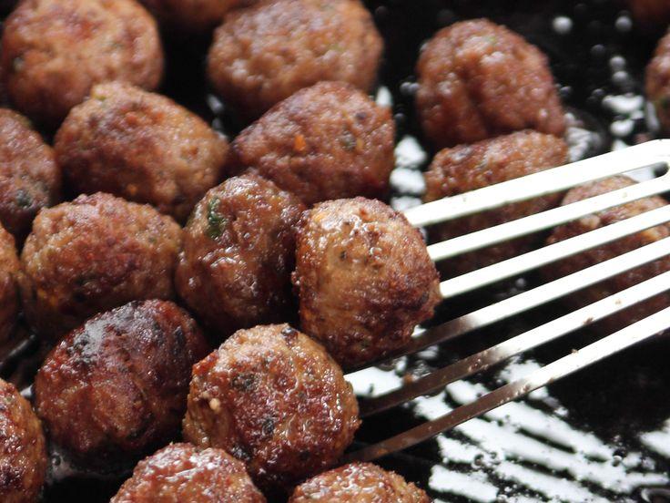 All-Purpose Meatballs recipe from Ree Drummond via Food Network
