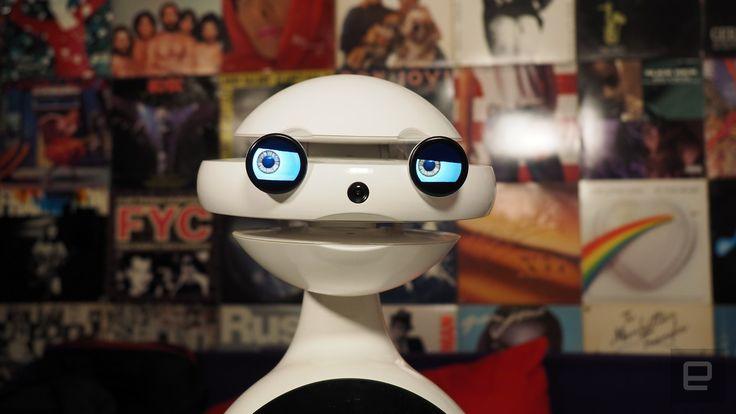 Sus grandes ojos marrones miran fijamente en su alma.