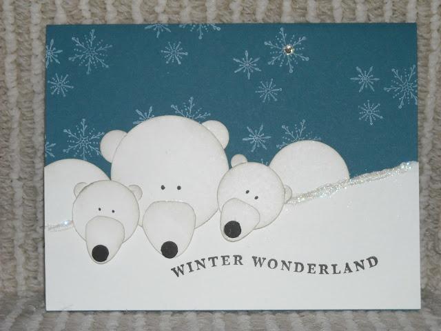 Polar Bear Bulletin Board idea