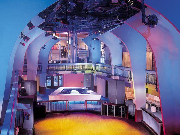 Crobar Nightclub Designed By Callin Fortis Preceded The Cameo Nightclub  Design And Was A South Beach