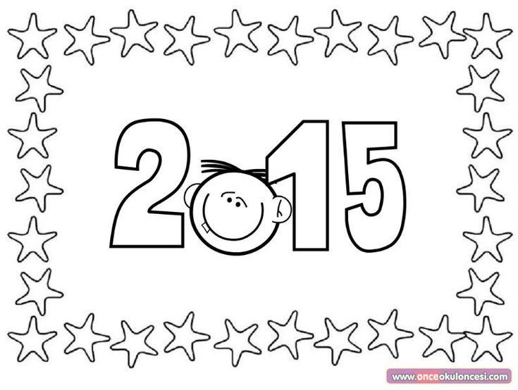 2015 Boyama Sayfası - Önce Okul Öncesi Ekibi Forum Sitesi - Biz Bu İşi Biliyoruz
