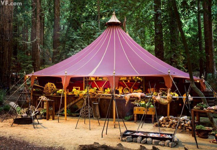 Feast Pavilion