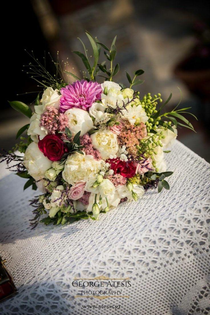 #weddingbouguet #bihowedding #boho #νυφικόμπουκέτο