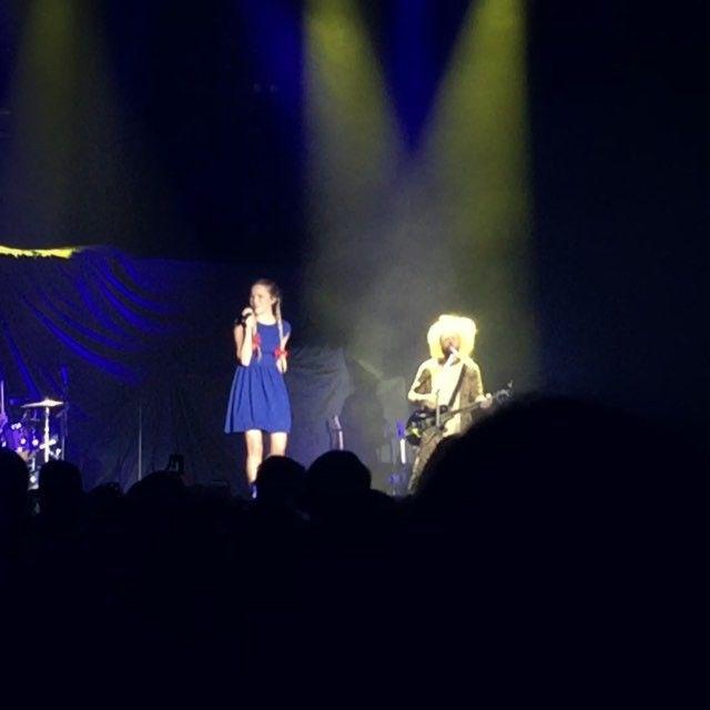 CMT On Tour, Thomas Rhett, Brett Eldredge & Danielle Bradbery performed on Saturday at Salem Civic Center