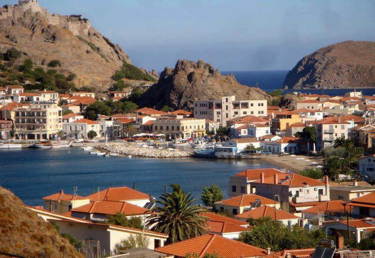 GREECE CHANNEL | Lemnos island greece ...