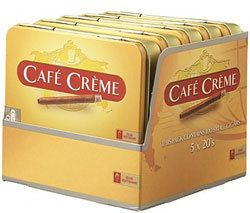 This is the Cafe Creme original flavor, A beautiful casual smoke:) $48.99 for 5 tins of 20! check it out! http://www.yourqualitysmokes.com/product/creme-cafe-cigars #cigar #cigars #cigarlove #cigaroftheweek #cigarnation #cigarillos