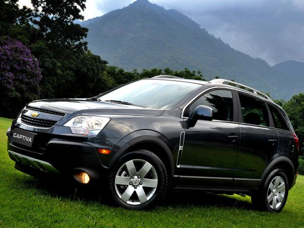 Chevrolet Captiva -- 10 South-of-the-Border Cars You Can't Buy in the USA
