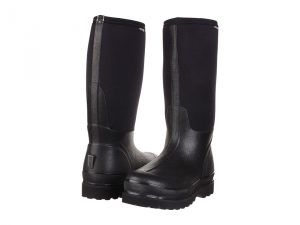Bogs Rancher (Black) Men's Rain Boots