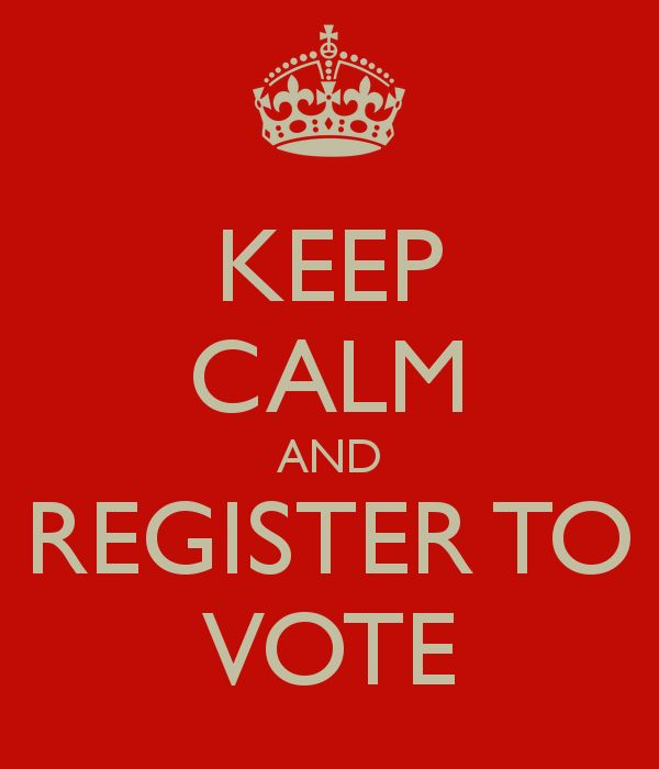 Gentle reminder from #LibDems register to #vote to make sure your voice is #heard on 7th May 2015 register by 20 April 2015 #GE2015 https://www.gov.uk/register-to-vote   Keep-calm-and-register-to-vote-6.png (600×700)