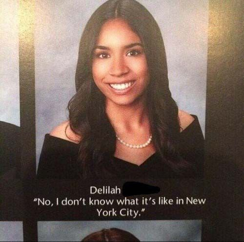 Could These Be The 36 Funniest Senior Yearbook Quotes Of 2014? | SMOSH
