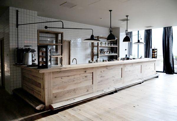 brooklyn restaurant design | Inspiring restaurant concepts - interior design - branding