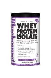 Bluebonnet Whey Protein Isolate protein powder