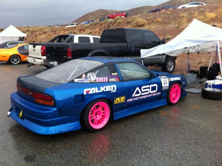 Nissan 240sx S13 Drift