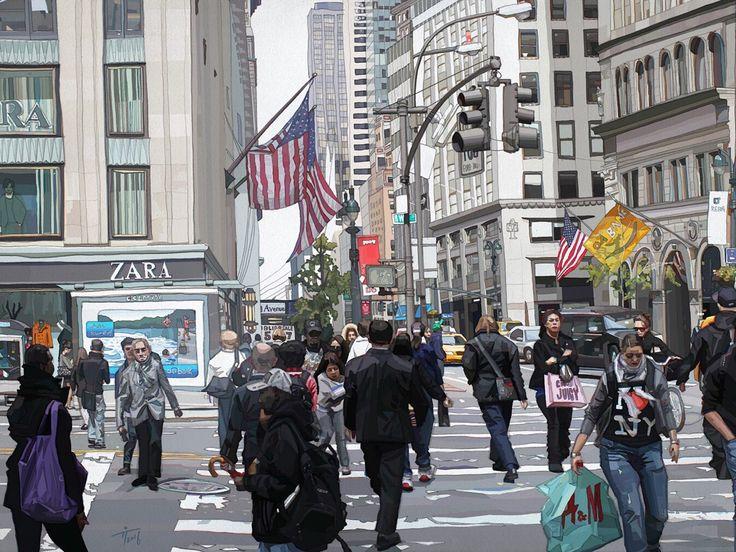#뉴욕 #맨해튼 #Newyork #Manhattan