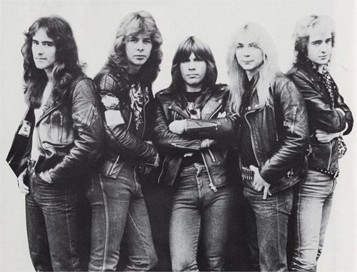 Oldies but Goldies Iron Maiden #Iron Maiden