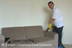 East Dulwich Sofa Cleaning Services