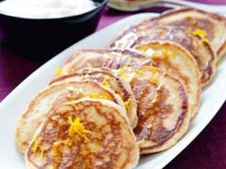 » Nyttiga amerikanska pannkakor – Allt om Mat