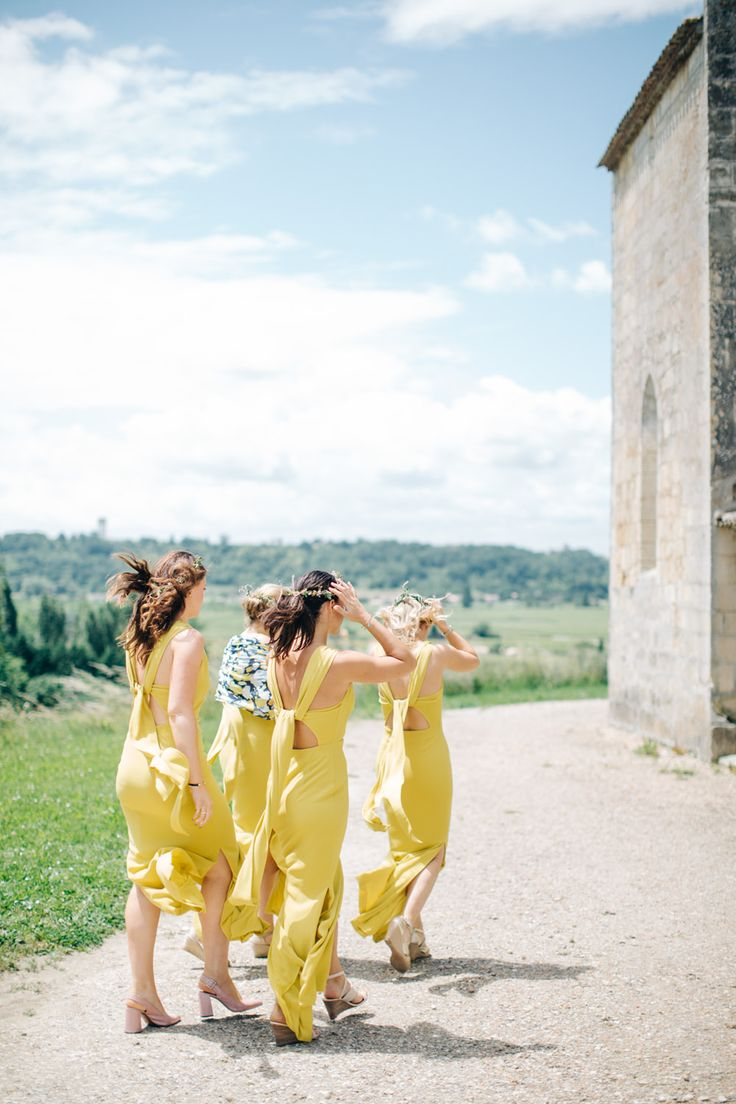 Best 25 mustard wedding dresses ideas on pinterest mustard hermione de paula wedding dress for a destination wedding at chateau rigaud france ombrellifo Gallery