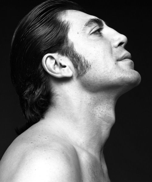 "Javier Bardem. I accidentally almost posted this to my ""Nom Nom Nom"" board. How... Freudian of me...."
