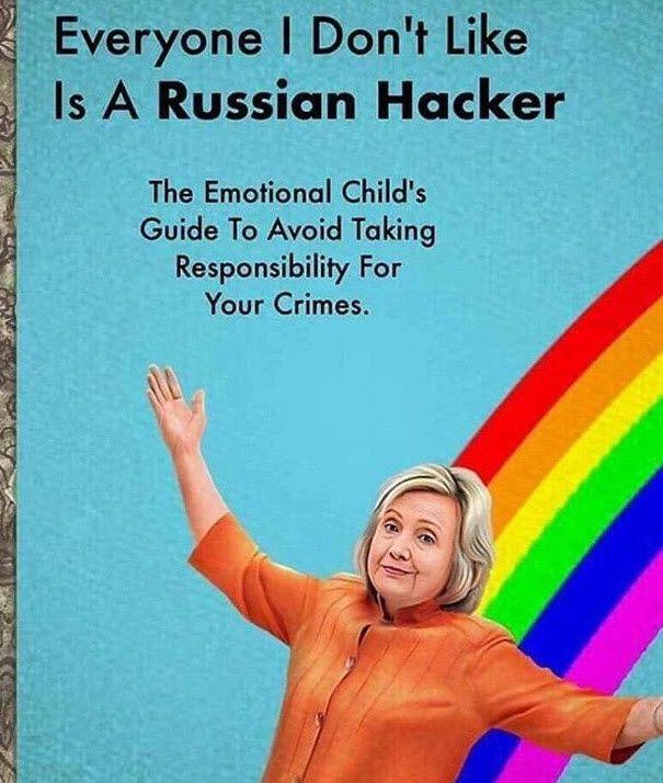 "Washington Post Names Drudge, Zero Hedge, & Ron Paul As Anti-Clinton ""Sophisticated Russian Propaganda Tools"""
