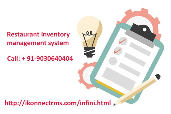 Ikonnect offers inventory management software which is an essential and a valuable tool for all inventory-centric businesses which allows access to sales data and analytics and how they set individual safety stock requirements. To know more about us contact us at India: +91-9030640404, Dubai: +9714 2576109, visit us at: http://www.ikonnectrms.com/inventory-management-system.html