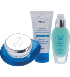 Thalgo is my preferred Body care line