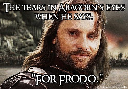 Why I love Lord of the Rings