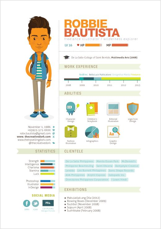17 best images about resume on pinterest cool resume builder