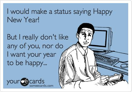 Funny Happy New Year 2015 | New Year Funny Wishes, Messages, Quotes
