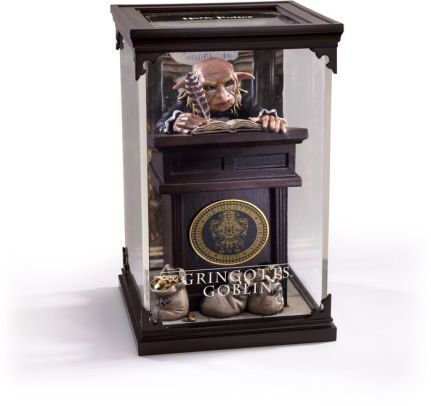 Alternative view 1 of Harry Potter Magical Creatures #10 Gringotts Goblin