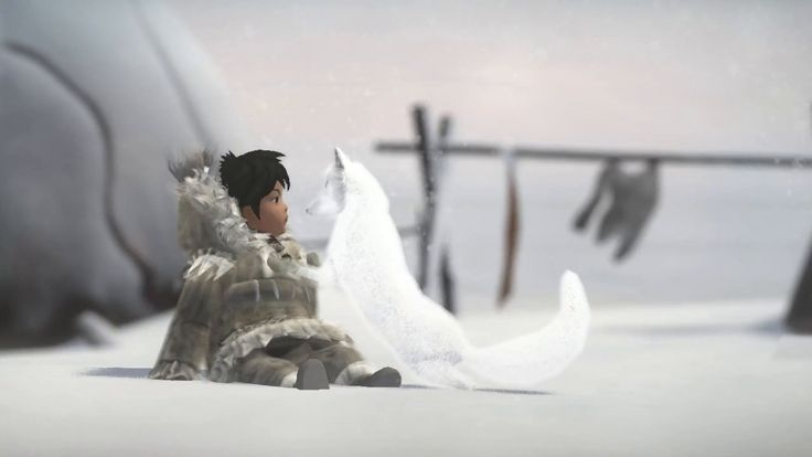 Never Alone - Game Trailer  Created to tell about Native Alaskan life and history.