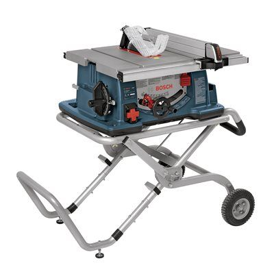 #Lowes_Canada: $599 or 15% Off: [Home Depot] Bosch Table Saw 4100-09 Lowes $599 PM @ HD $541 http://www.lavahotdeals.com/ca/cheap/home-depot-bosch-table-4100-09-lowes-599/94885
