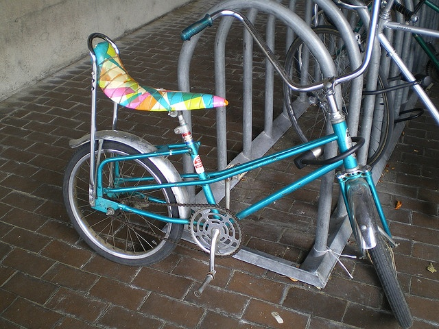 Vintage Banana Seat Bike 36
