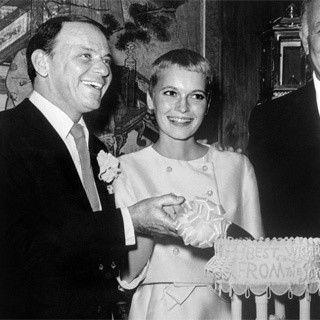 Unkonventionelle Kleider, riesige Torten: So heirateten Mia Farrow, Judy Garland, Jane Fonda und Co.