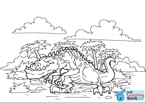 Postosuchus Coloring Page Free Printable Coloring Pages With Regard To Free Afrovenator Coloring Pages